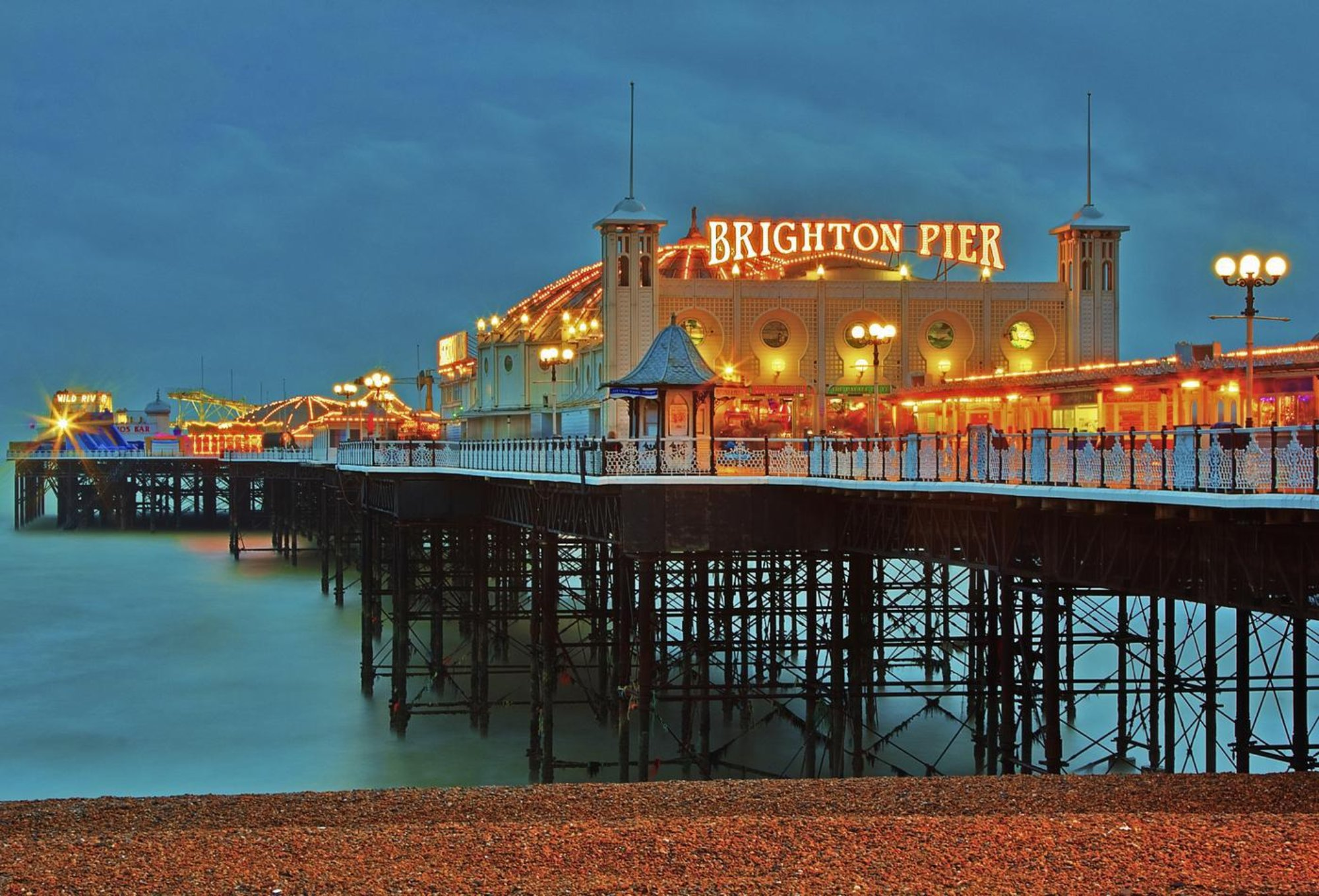 Best of Brighton, a Brightonians Guide to eating and drinking at Develop.