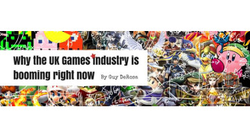 Goods News All – The UK Games Biz is Booming!