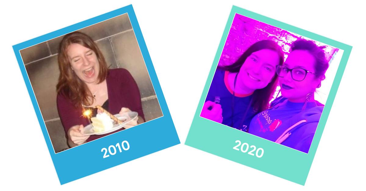Becky-frost-ten-year-challenge