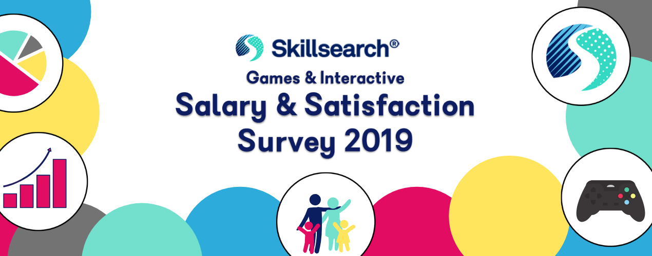 Games and Interactive Salary & Satisfaction Survey