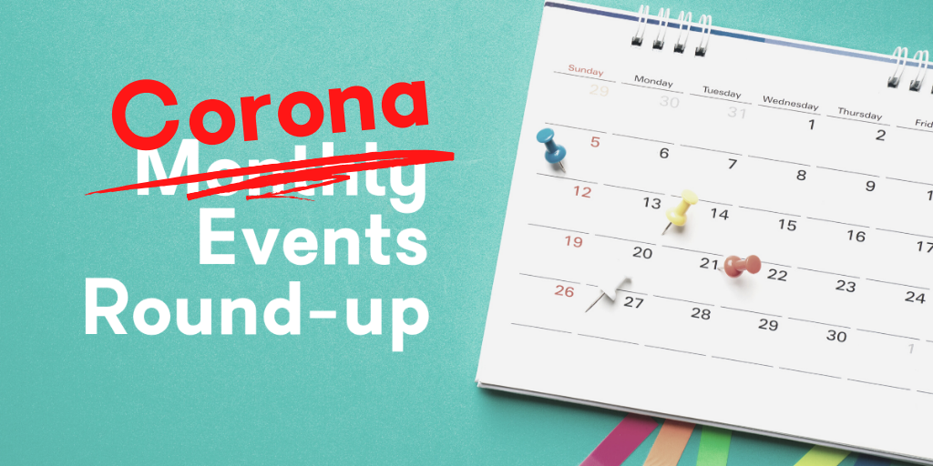 Games Industry Events Round-Up: Corona Edition