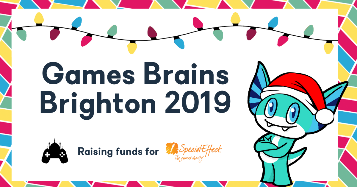 Games Brains Brighton 2019