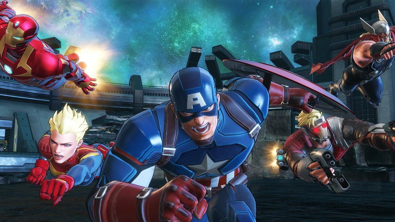 Marvel Ultimate Alliance 3 game stils