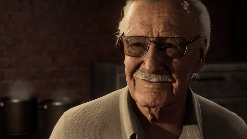 Spider-Man - Stan Lee Easter egg