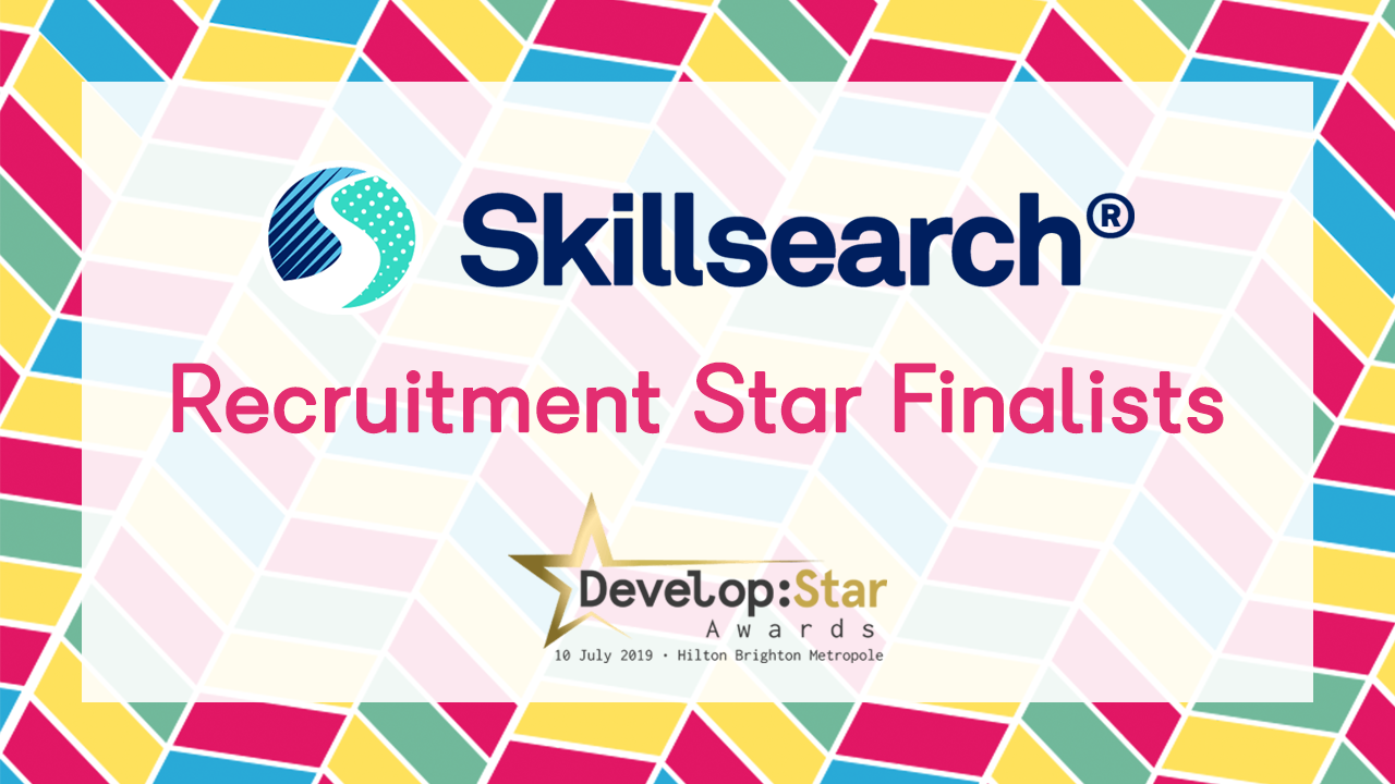 Develop:Brighton Recruitment Star Finalist 2019