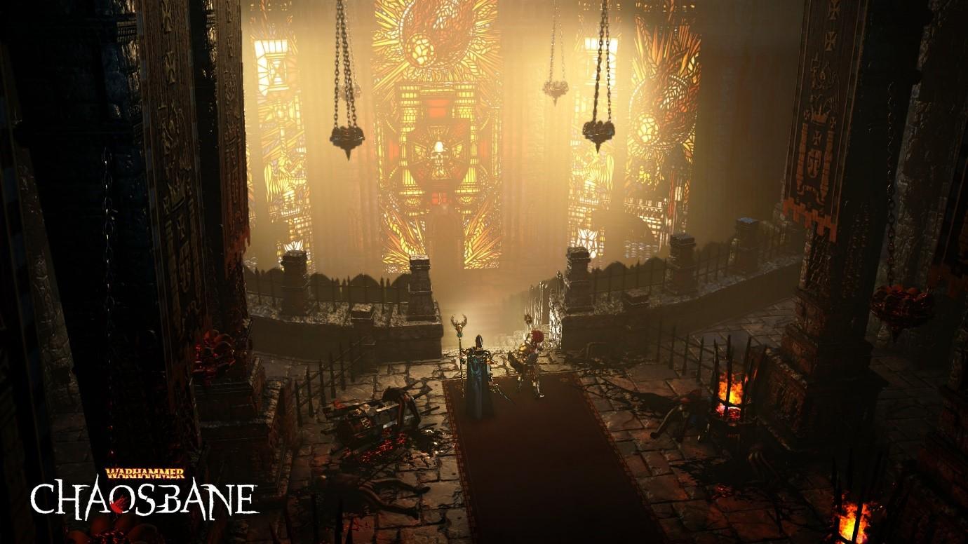 Warhammer: Chaosbane games still