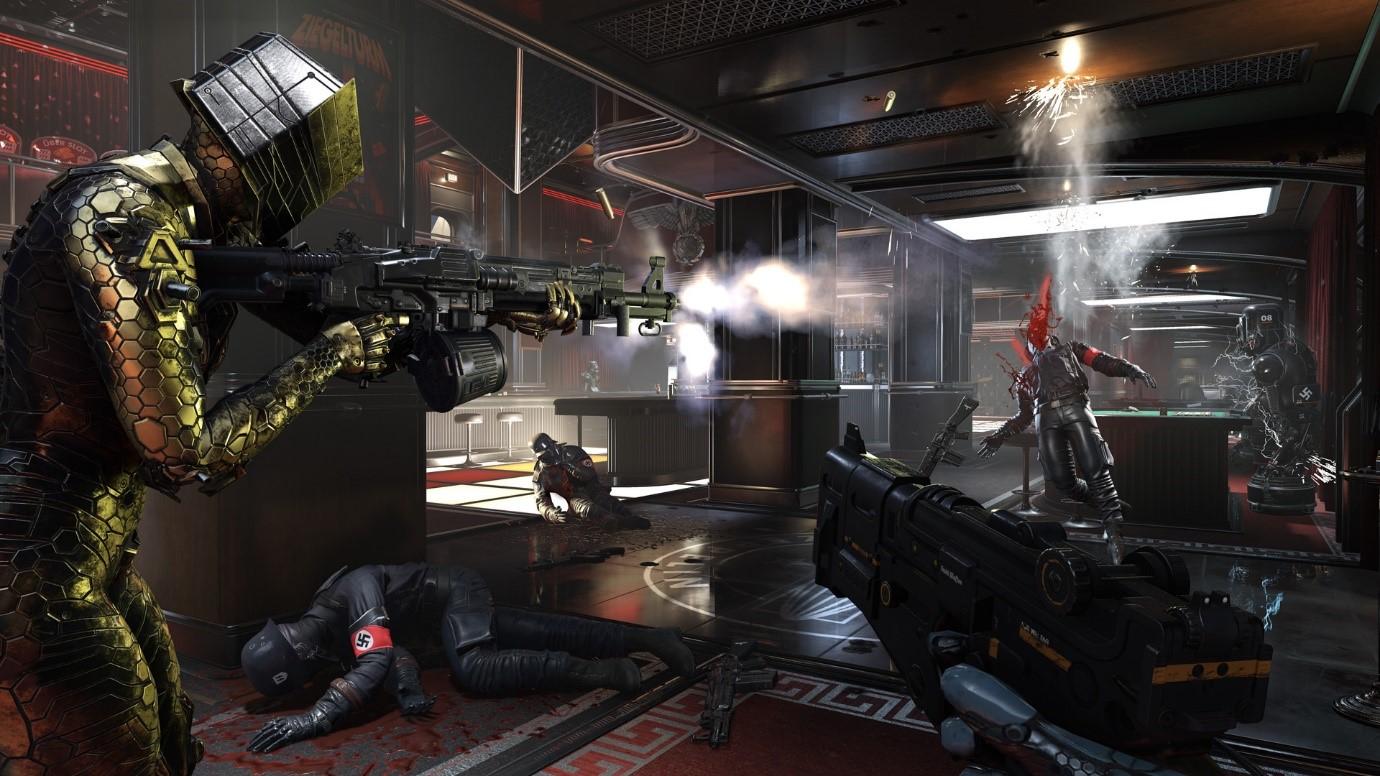 wolfenstein game image