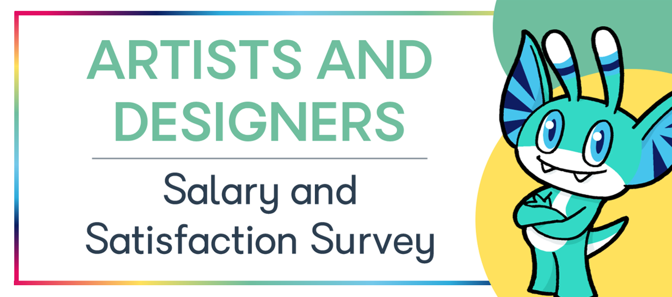 Artists and Designers Salary and Satisfaction Survey Results