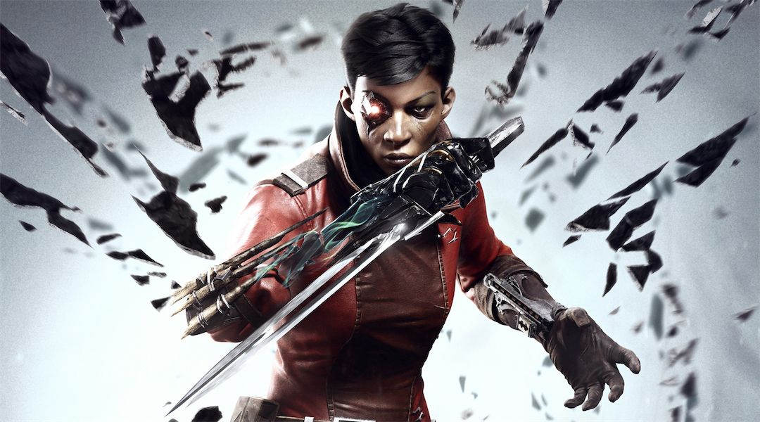 Billie Lurk from Dishonoured: Death of the Outsider