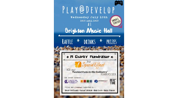 Final Line-up for Play@Develop!