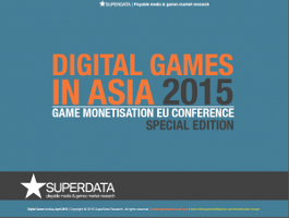 Games Industry in Asia