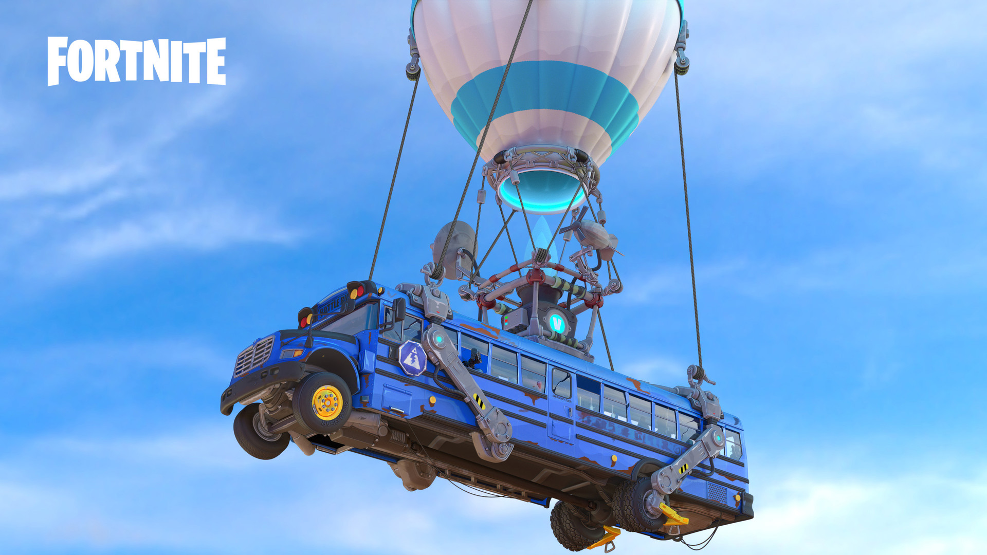 The Battle Bus - Square 1