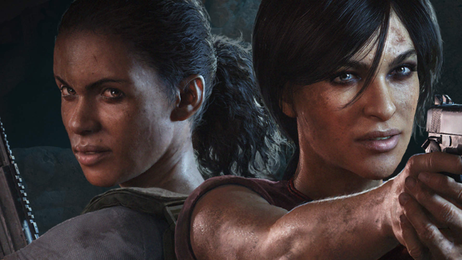 Chloe Frazer from Uncharted: The Lost Legacy