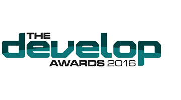 We've been nominated! Develop Awards 2016